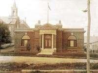 La maison et l'étude du notaire T.-Z. Cloutier