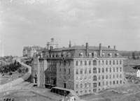 L'ancien Séminaire de Chicoutimi et le Cégep de Chicoutimi