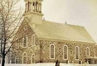 L'église de Notre-Dame de l'Immaculée-Conception