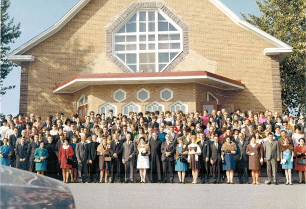 Photo mariage Saint-Jean-Vianney - Corporation pour la sauvegarde et la valorisation de Saint-Jean-Vianney